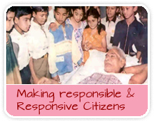 Making Responsible & Responsive Citizens